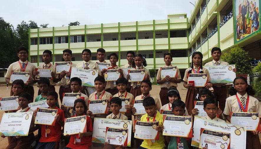 Indian Talent Winners